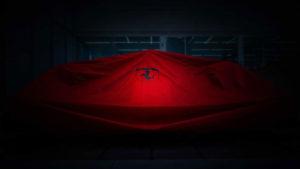 "Презентация машин ""Формулы 1"" 2021. Ferrari SF21 @ Maranello, Italy"