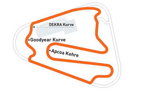 DTM. Гонки в Германии (Lausitzring-1) @ Klettwitz, Germany