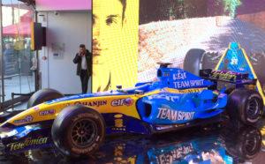 """Презентация машин """"Формулы 1"""" 2021. Alpine A521 @ Online"""